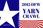 dfw yarn crawl logo